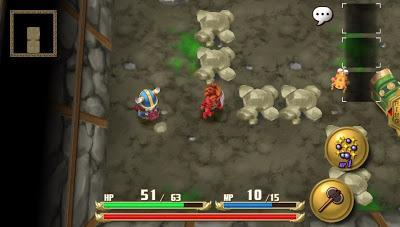 Mon jeu du moment: Adventures of Mana