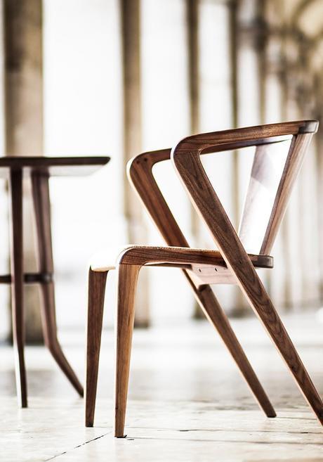 Portuguese Roots, la chaise d'Alexandre Caldas