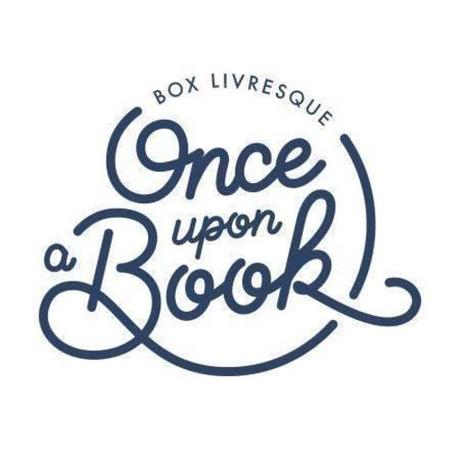 Box once upon a book de août 2016