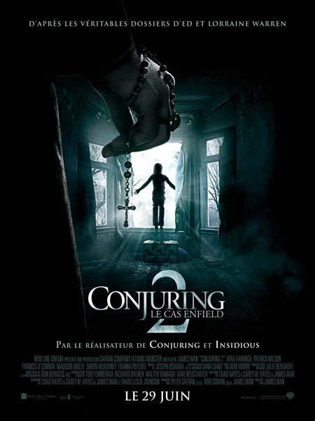 CONJURING 2 : LE CAS ENFIELD (2016) ★★★★☆