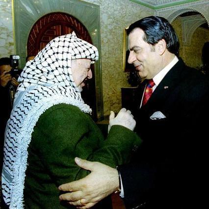 Ben Ali, roi détrôné