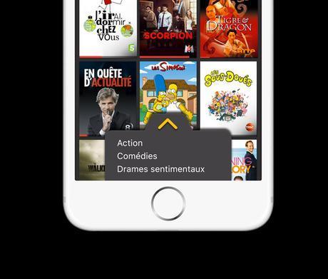 L'App Molotov pour regarder la TV arrive sur l'iPhone