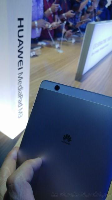 IFA 2016 : Huawei annonce un smartphone milieu de gamme, Nova, une tablette tactile et du rouge ou du bleu pour le P9