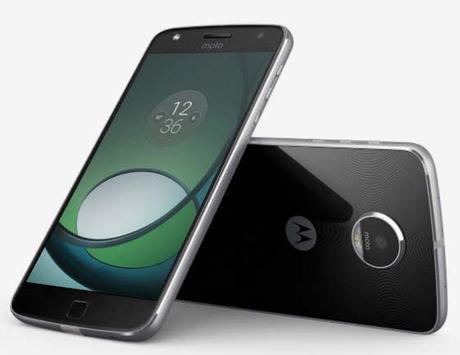 IFA 2016 : Nouveau smartphone Motorola Moto Z Play et adaptateurs Moto Mods pour étendre les possibilités multimédia