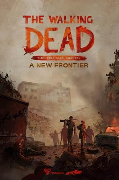 The Walking Dead: The Telltale Series – A New Frontier' débarque en novembre
