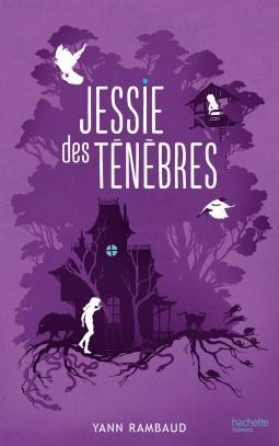 Couverture Jessie des ténèbres
