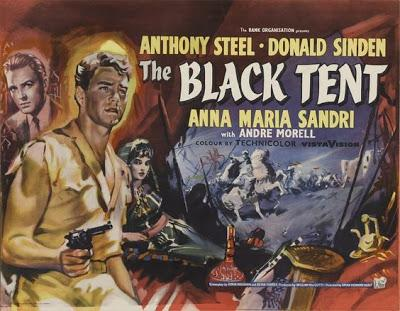 Le Secret des Tentes Noires - The Black Tent, Brian Desmond Hurst (1956)
