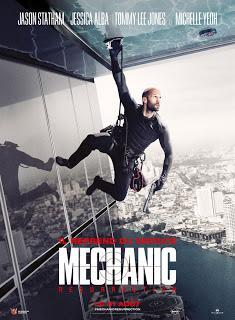 Cinéma Agents presque secrets / Mechanic Resurrection