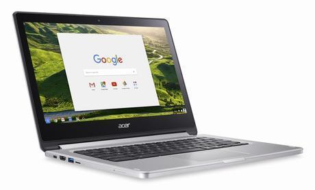 IFA 2016 : Nouveaux PC portables originaux chez Acer : Swift, Spin, Chromebook et Predator