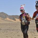 Lapins Runners, coureurs à pied aux grandes oreilles