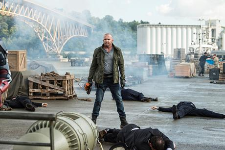 Legends Tomorrow Synopsis photos promos l'épisode 2.01