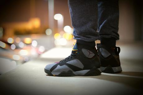 Ryan Rodriguez - Air Jordan VII Bordeaux