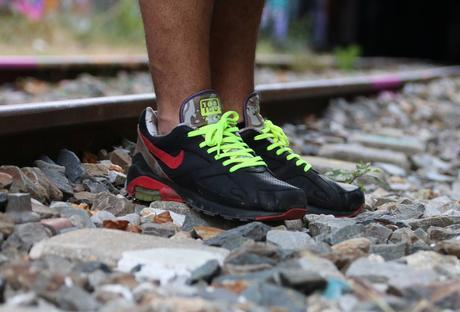 Julien Haddock - Nike Air Max 180 Opium