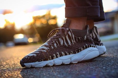 Nick Luong - Nike Footscape Woven Zebra