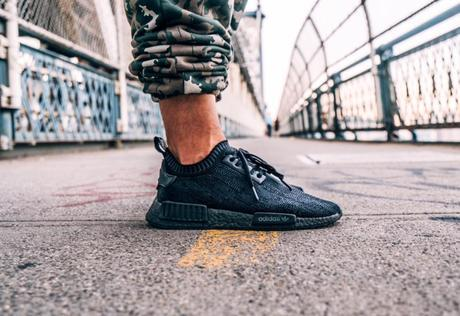 Till Jagla - adidas NMD_R1 Pk Pitch Black