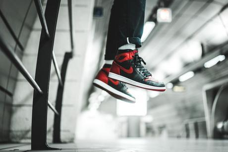 Mario Stumpf - Air Jordan 1 Banned