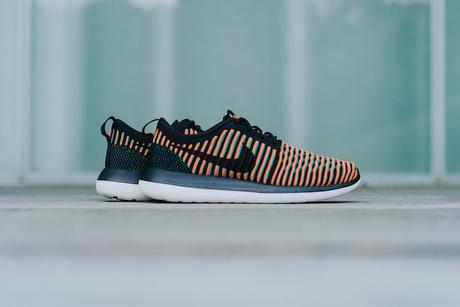 Les Nike Rosche Two Flyknit qui changent de couleur