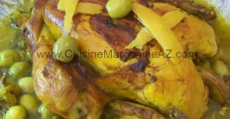 cuisine marocaine traditionnelle recettes
