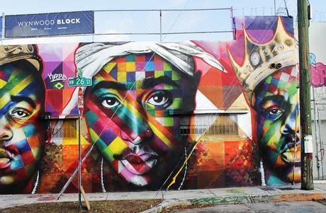 Talent à suivre : le street artiste Eduardo Kobra