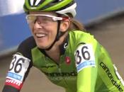 Kaitlin Antonneau remporte cyclo-cross Rochester!