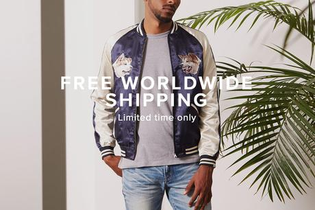 FREE WORLDWIDE SHIPPING @ END.