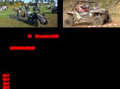 Weekend Téléthon quads, motos Montflours (53), octobre 2016