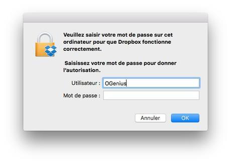 Dropbox répond au problème de sécurité