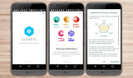 •Pour stimuler votre cerveau applications android smartphone LG G5
