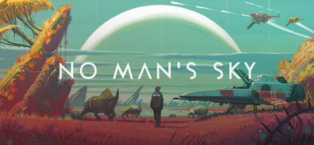 No Man's Sky PS4 Banner