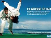 Clarisse PHAROSE, jeune espoir judo Martiniquais
