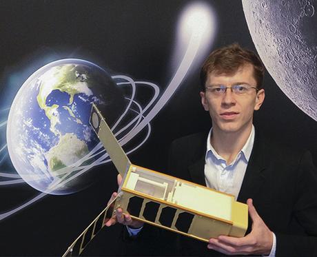 NovaNano propose un accès universel à internet grâce à ses nano-satellites