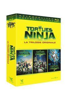 Les Tortues Ninja reviennent en force en blu-ray !