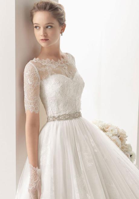 Belle robe de soiree mariage