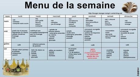 Bekannt regime dukan gratuit menu semaine | À Découvrir KA44