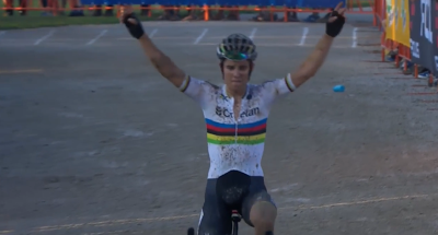 Wout Van Aert Jingle Cross