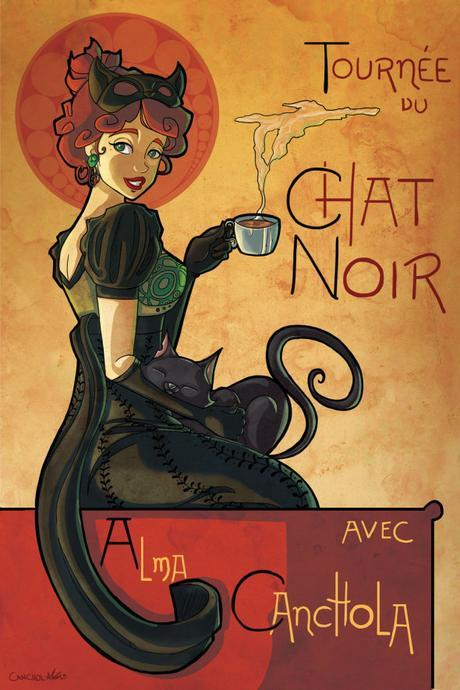 tribute_to_chat_noir_poster_by_canchola