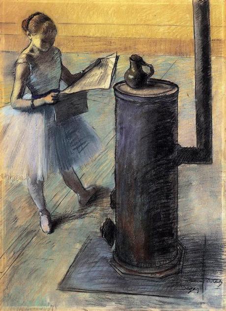 dancer-resting