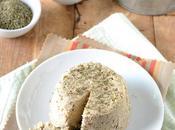 Fromage végétal piment d'Espelette herbes Provence {faux-mage}