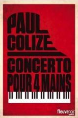 Concerto pour 4 mains – Paul Colize