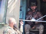 PEUR HAMA. Syrie (Hama) arrivée Forces Tigre colonel Suheil Al-Hassan, pour reconquête