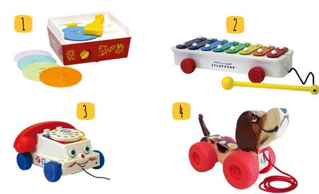 Fisher-price un jour, Fisher-price toujours !