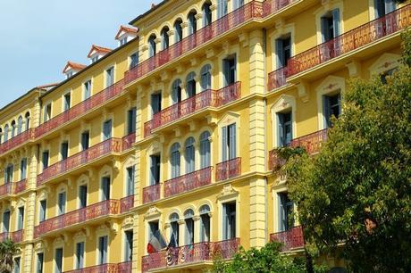hyères var belle époque grand hôtel palmiers lycée jean aicard