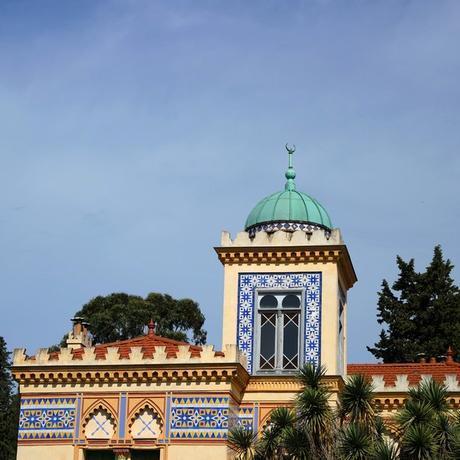 hyères var belle époque villa mauresque