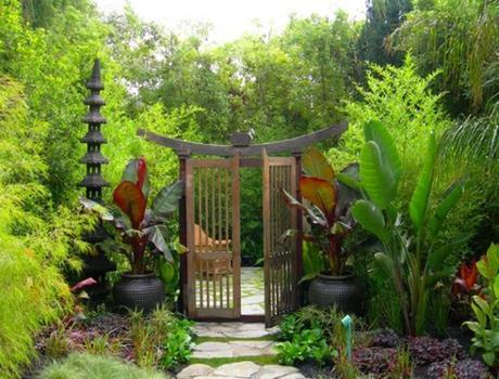 comment crer un magnifique jardin japonais - Creation Jardin Japonais Photos