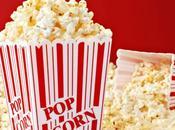 Popinator expédie popcorn dans face