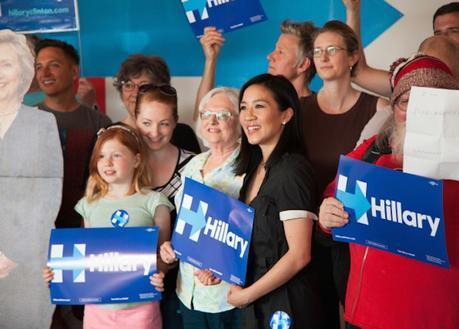 Ces sportifs américains qui soutiennent Hillary Clinton