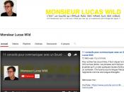 Lucas Wild, youtubeur sourd fait bruit