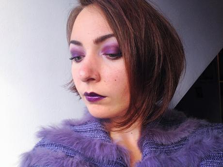 Monday Shadow Challenge : Ultra Violet