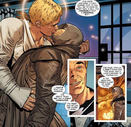 Steve Orlando et les super-héros gay