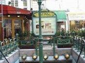 stations métro Paris
